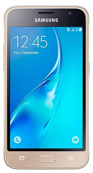 Смартфон Samsung Galaxy J1 (2016) SM-J120F/DS White