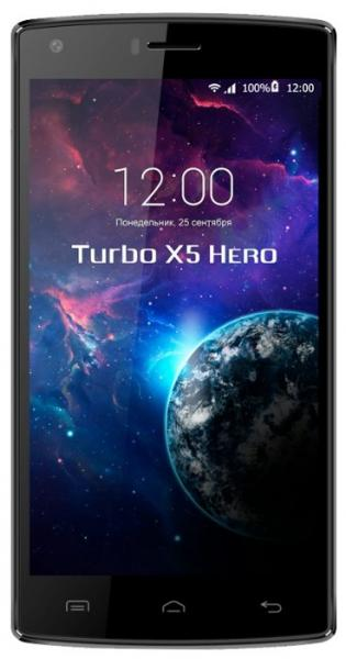 Смартфон Turbo X5 Hero