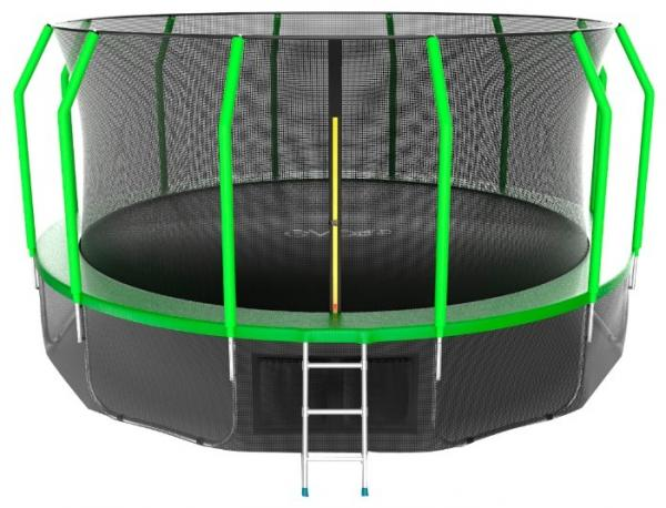EVO Jump Cosmo 16ft (Green) + Lower net