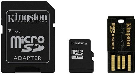 kingston SDMicro10-32GB/K-Kit